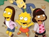 "THE SIMPSONS: While Bart and Homer accompany Krusty to accept his Nobel Peace Prize, Marge surprises Lisa with a week-long retreat at performing arts camp where she is greeted by fellow musically inclined campers (guest voices Lea Michele, Cory Monteith and Amber Riley of GLEE, pictured) who inspire her to embrace her creative side in the ""Elementary School Musical"" season premiere episode of THE SIMPSONS airing Sunday, Sept. 26 (8:00-8:30 PM ET/PT) on FOX.  THE SIMPSONS © and ™ 2010 TTCFFC ALL RIGHTS RESERVED."