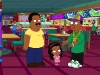 "THE CLEVELAND SHOW: Cleveland mentors Kenny (guest star Kanye West) and helps get his rap career off the ground in the second season premiere episode ""Harder, Better,  Faster, Browner"" airing Sunday, Sept. 26 (8:30-9:00 PM ET/PT) on THE CLEVELAND SHOW on FOX.  THE CLEVELAND SHOW ™ and © 2010 TTCFFC ALL RIGHTS RESERVED."