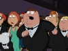 FAMILY GUY: When the residents of Quahog are invited to a stately mansion for a weekend getaway, the retreat turns into a real murder mystery when guests end up dead and everyone scrambles to solve the crime on the one-hour season premiere episode of FAMILY GUY airing Sunday, Sept. 26 (9:00-10:00 PM ET/PT) on FOX.  FAMILY GUY © and ™ 2010 TTCFFC ALL RIGHTS RESERVED.