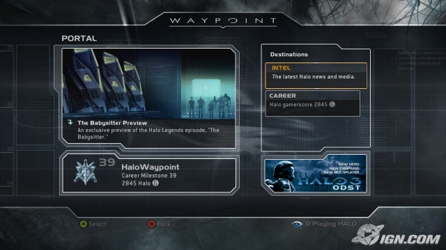 Halo Waypoint | experience it all