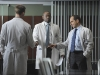 "HOUSE:  Foreman (Omar Epps, C) and Taub (Peter Jacobson, R) decide who will treat a patient in the HOUSE season premiere episode ""Now What?"" airing Monday, Sept. 20 (8:00-9:00 PM ET/PT) on FOX.  ©2010 Fox Broadcasting Co.  Cr:  Ray Mickshaw/FOX"