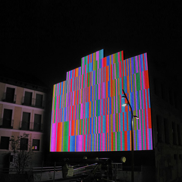 read more led wall displays art is a space for gathering
