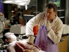 "FRINGE: Walter (John Noble) examines a cadaver found at a crime scene in the FRINGE Season Two premiere episode ""A New Day in the Old Town"" airing Thursday, September 17 (9:00-10:00 PM ET/PT) on FOX.  ©2009 Fox Broadcasting Co. CR: Liane Hentscher/FOX"