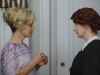 AMERICAN HORROR STORY: L-R: Jessica Lange as Constance and Frances Conroy as Moira in AMERICAN HORROR STORY airing on FX. CR: Robert Zuckerman.