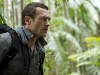 "TERRA NOVA:  Jim Shannon (Jason O'Mara) treks through the jungle to his new home in ""Genesis"" the special two-hour premiere of TERRA NOVA airing Monday, Sept. 26 (8:00-10:00 PM ET/PT) on FOX. ©2011 Fox Broadcasting Co.  Cr:  Brook Rushton/FOX"