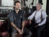 Rick Grimes (Andrew Lincoln) and Hershel Greene (Scott Wilson) - The Walking Dead - Season 2, Episode 8 - Photo Credit: Gene Page/AMC