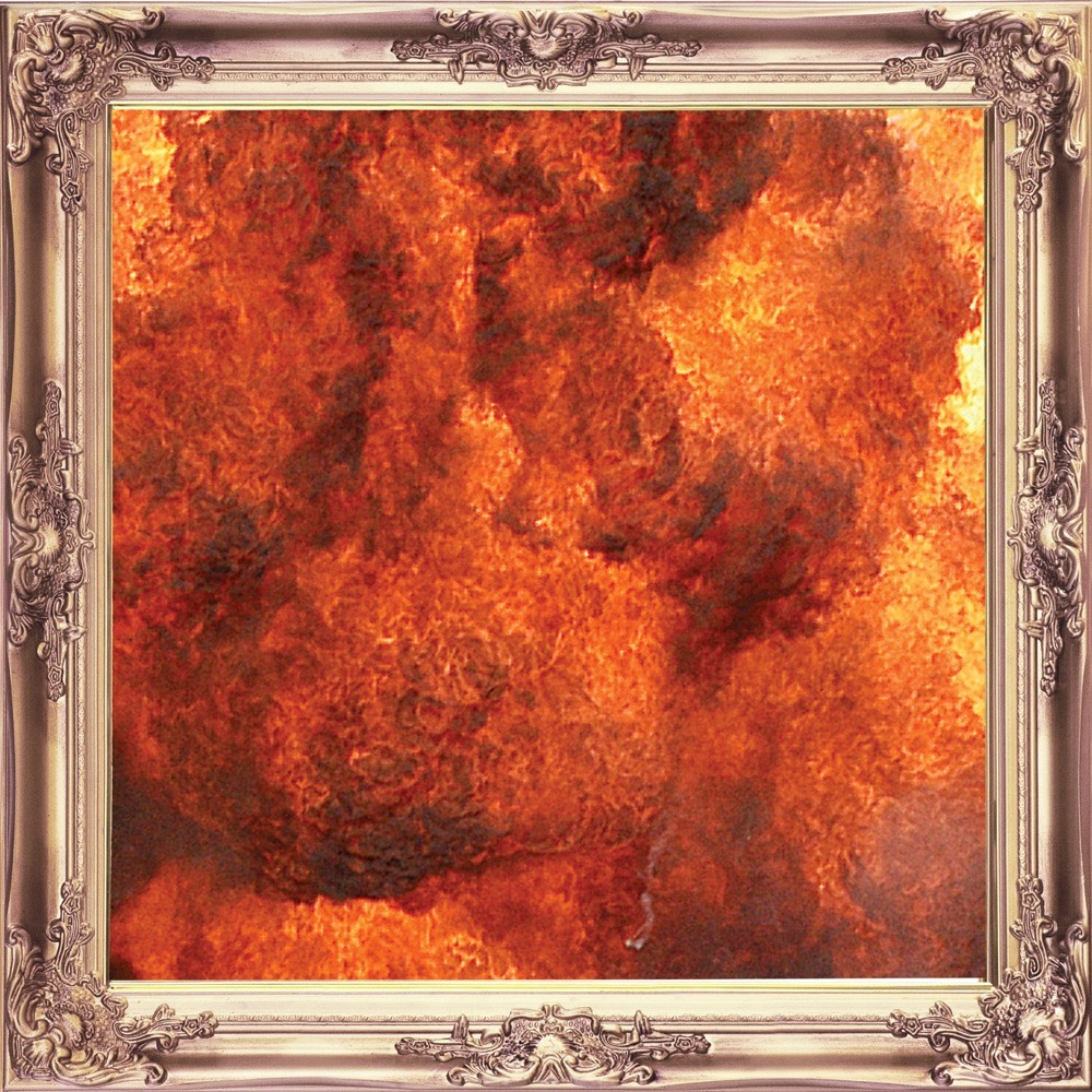 kid cudi�s �indicud� album cover and tracklist displayed