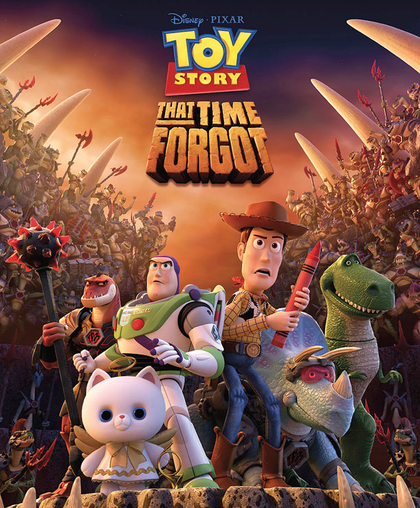 Toy Story' special & new Netflix original 'Marco Polo' premiere ...